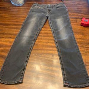True Religion brand jeans.